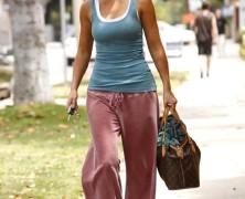 Le jogging est toujours à la mode !