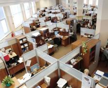 L'architecture de bureau moderne au service de la productivité