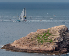 La Route du Rhum, périple en haute mer