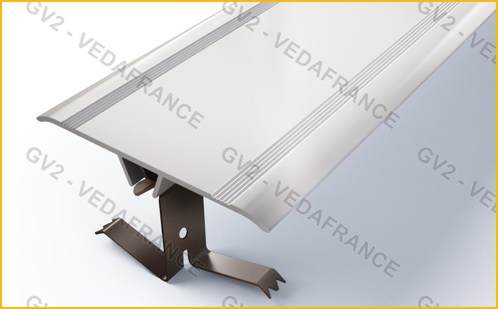 joint de dilatation couvre joint dans le b timent. Black Bedroom Furniture Sets. Home Design Ideas