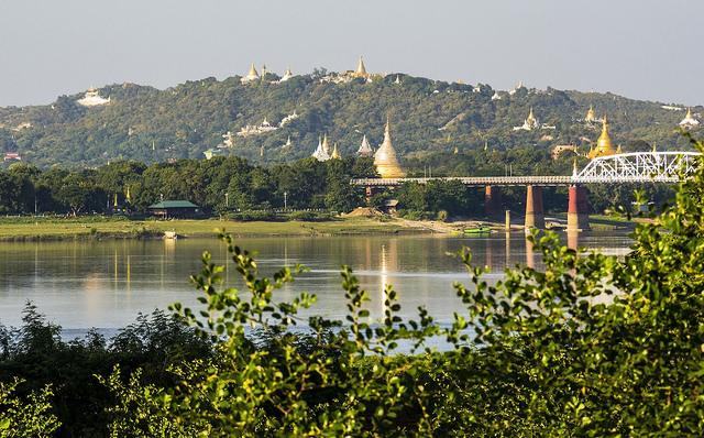 Colina-de-Sagaing
