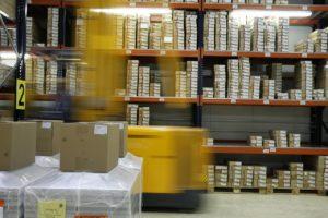 solution logistique entreprise
