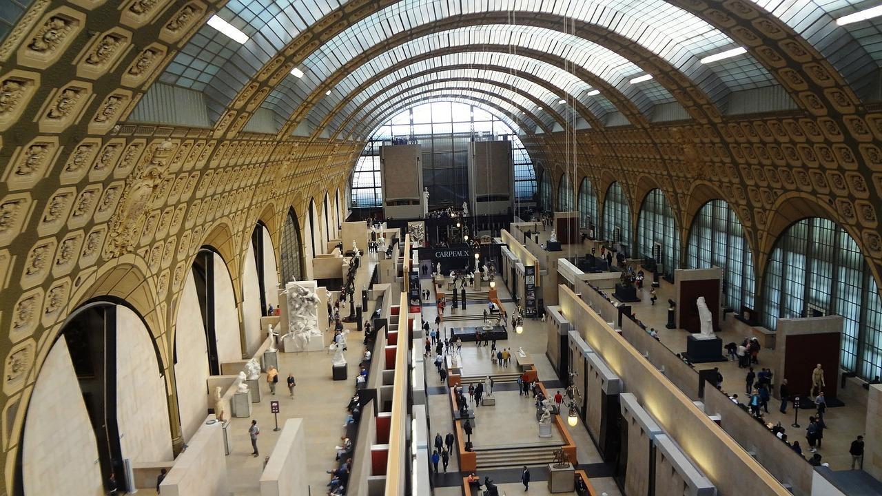 Top 3 des visites virtuelles des musées